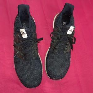 Adidas Ultra Boost Black Sneakers